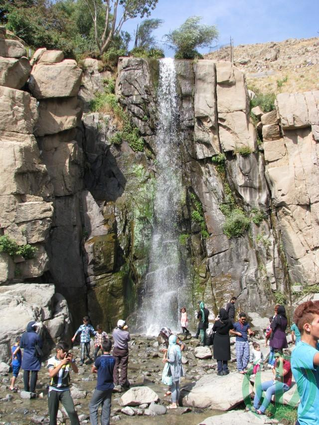Водопад Ганджнаме