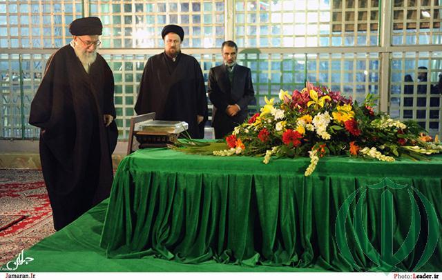 Могила Имама Хомейни