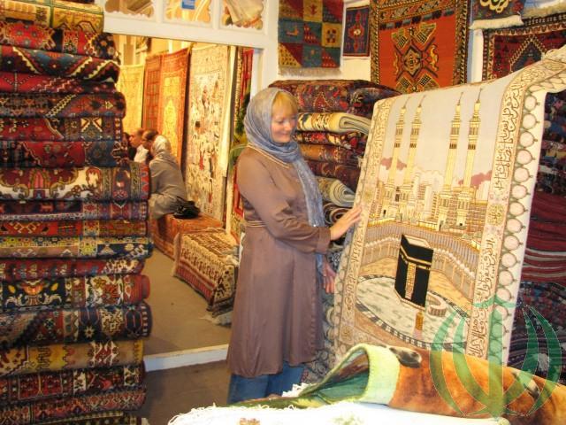 Иранские ковры - лучшие в мире!