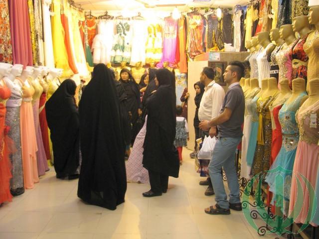 В салоне исфаханских мод