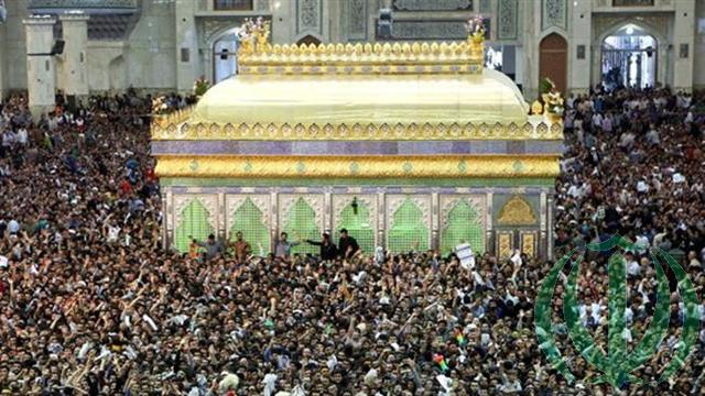 Мавзолей Имама Хомейни. День его памяти.