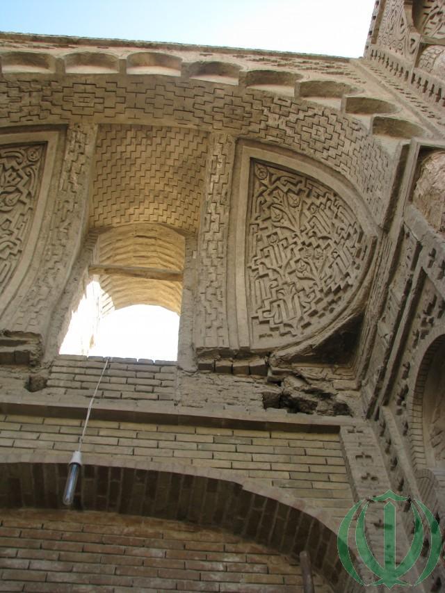 Северный вход в мечеть