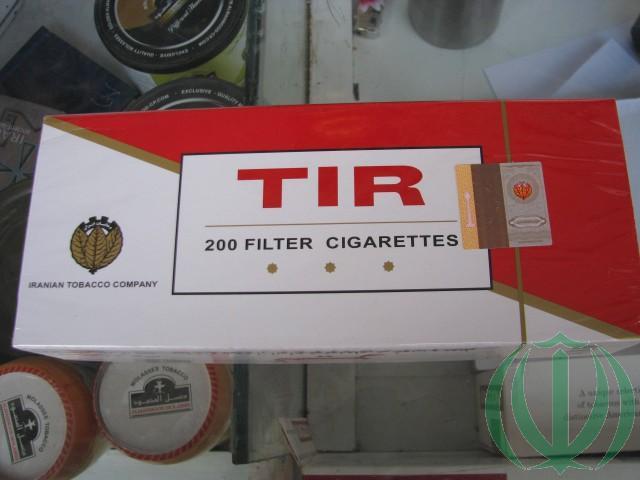 """Сигареты """"TIR"""""""