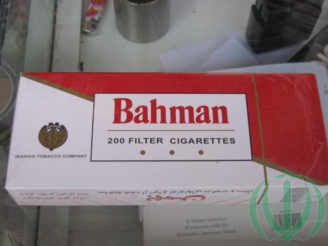 """Сигареты """"Bahman"""""""
