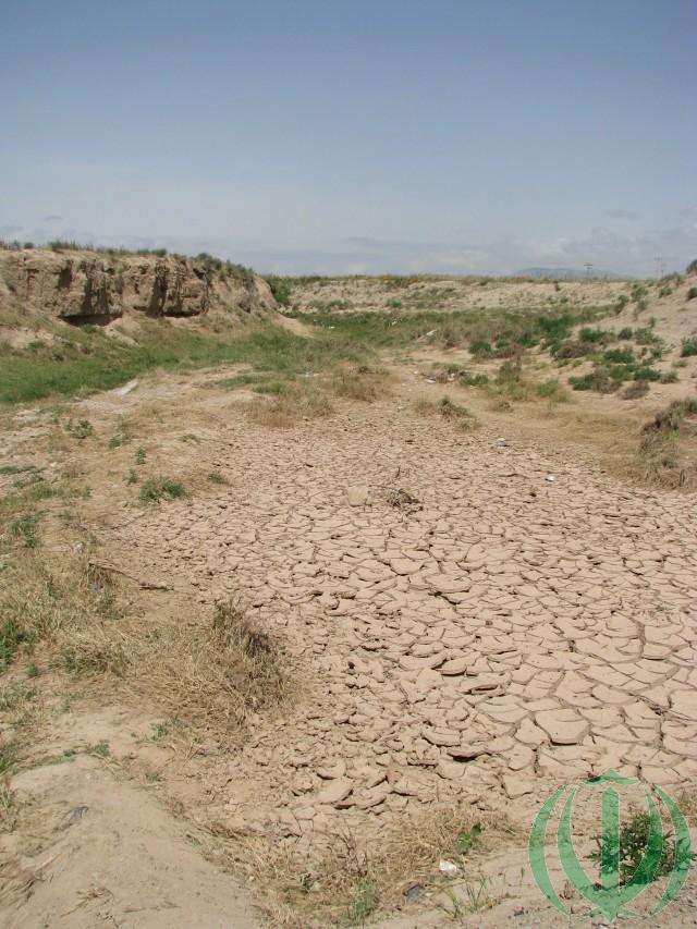 Ширван. Река Атрек