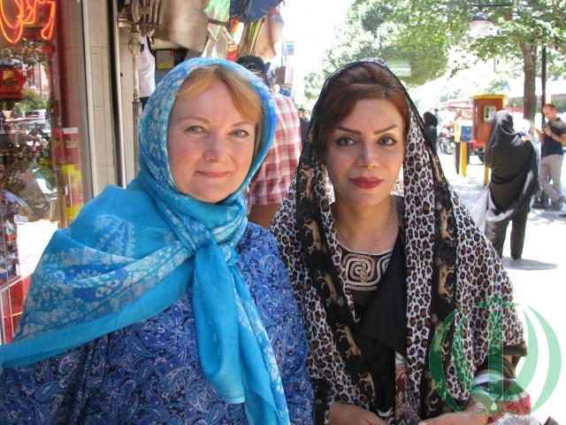 Машхад. Запад и Восток