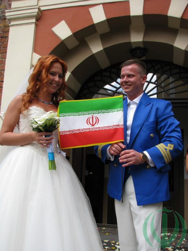 Старая Рига. Август 2014 года. Свадьба Друзей Ирана