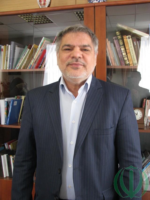 Советник по культуре Посольства ИРИ в Москве, доктор Реза Малеки