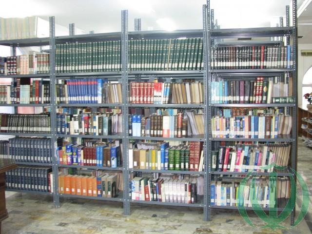 Фонды библиотеки