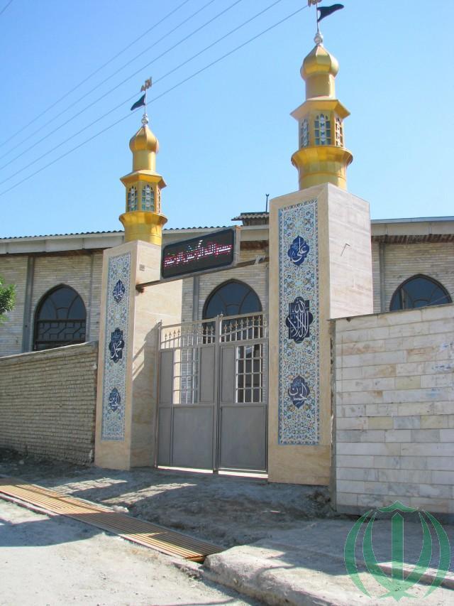 Мечеть в Саркалате