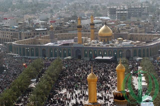 Мавзолей Имама Хусейна ибн Али в Кербеле/wikipedia.org