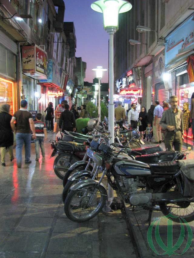 Вечерний Исфахан