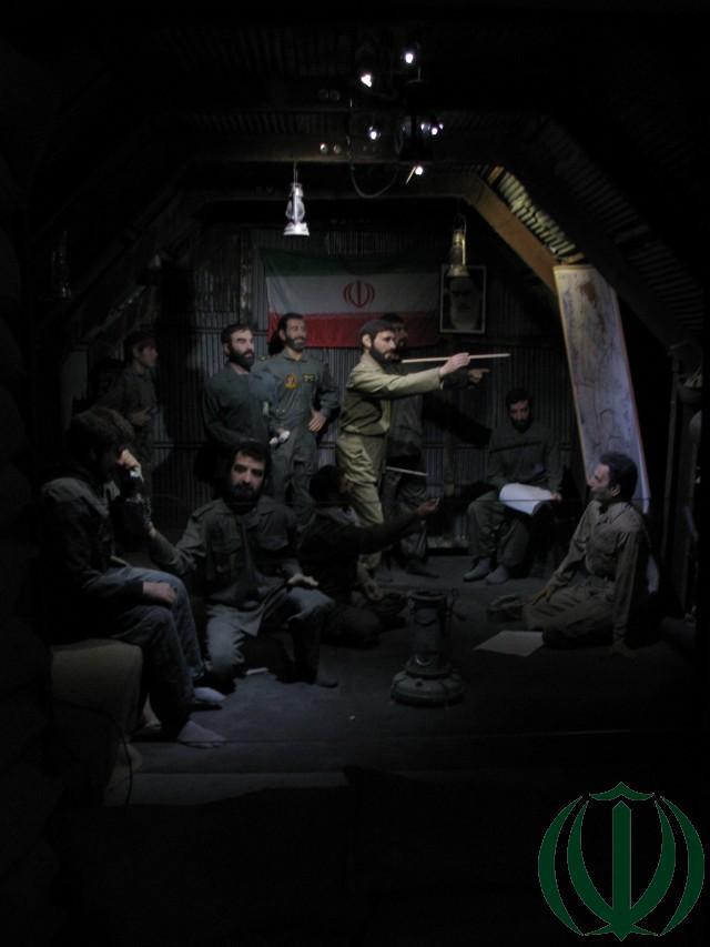 Священная война. Фронтовой штаб