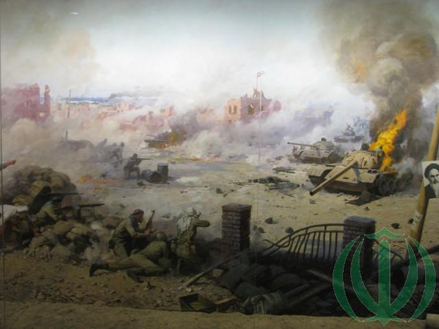 Священная война. Оборона