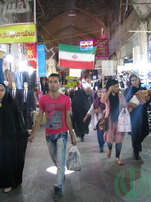 Ночной Исфахан