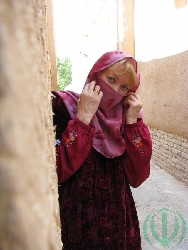 Город Язд - персидская сказка