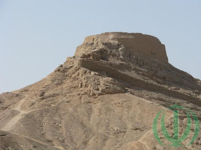 Кол-е-Хамушан - Башня Молчания