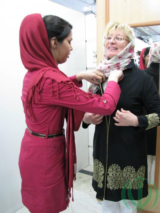 Иранская мода
