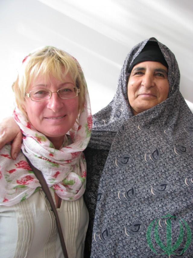 Ольга и тётушка Соори
