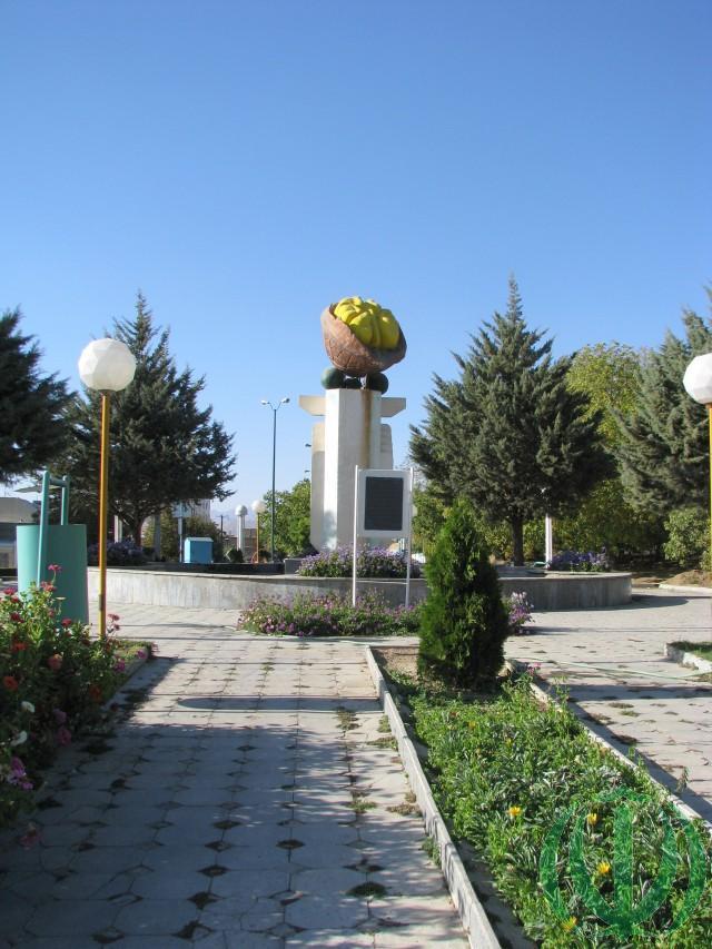 Монумент Ореху.