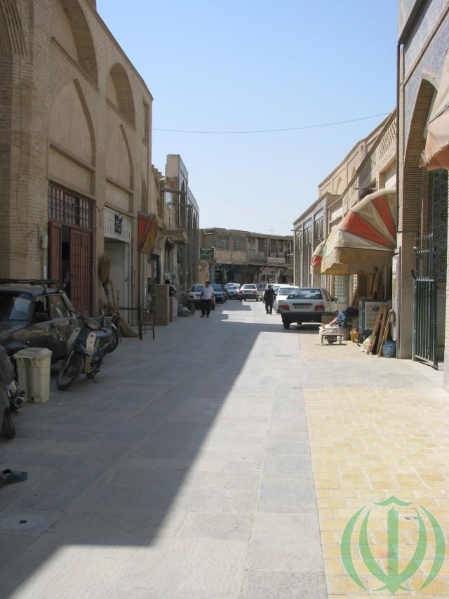 На улице Харун Валае.