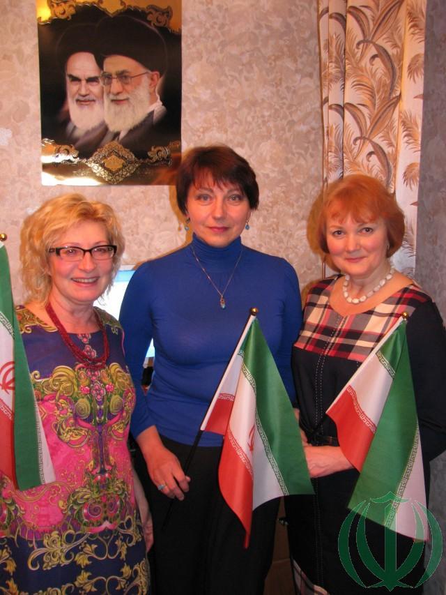 Мы любим Иран!