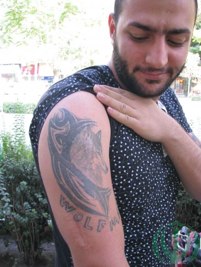 Иранский сатанист