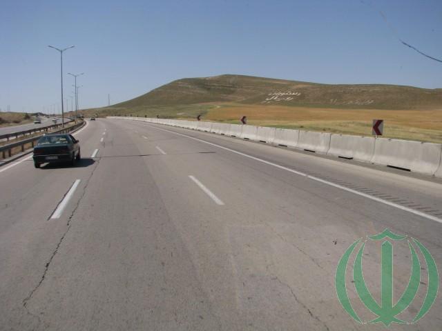 Дорога в Бирджанд